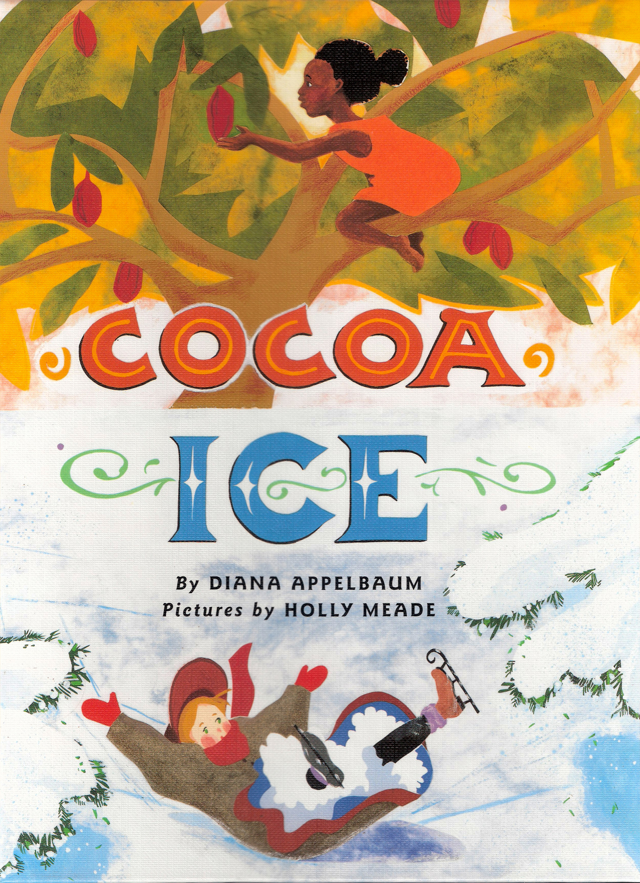 Cocoa Ice Cover